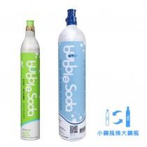 氣泡水專用鋼瓶小鋼瓶換購大鋼瓶