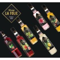 法國La Folie 拉芙蕾果露350ml